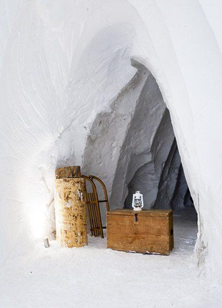 Slapen in een iglo in Frankrijk - Travelvibe