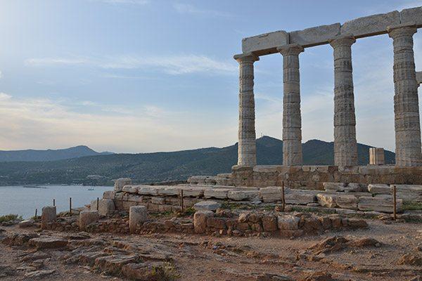 Tempel van Poseidon - Bijzonder Griekenland