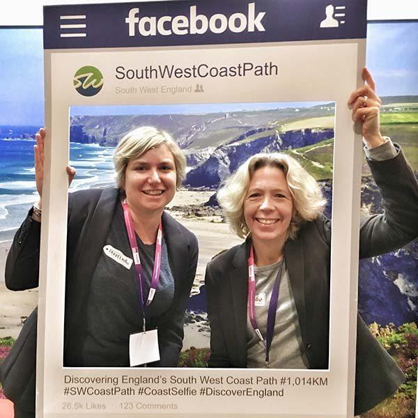 Southwestcoast path - Vakantiebeurs 2017