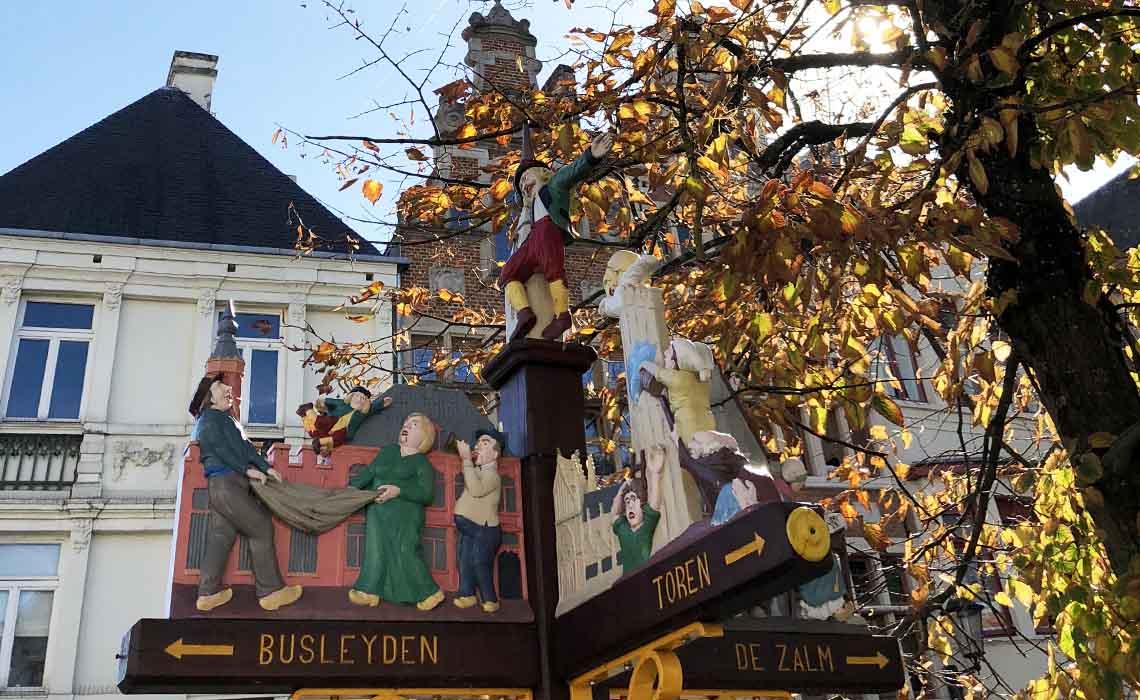 Stadswandeling Mechelen - Travelvibe