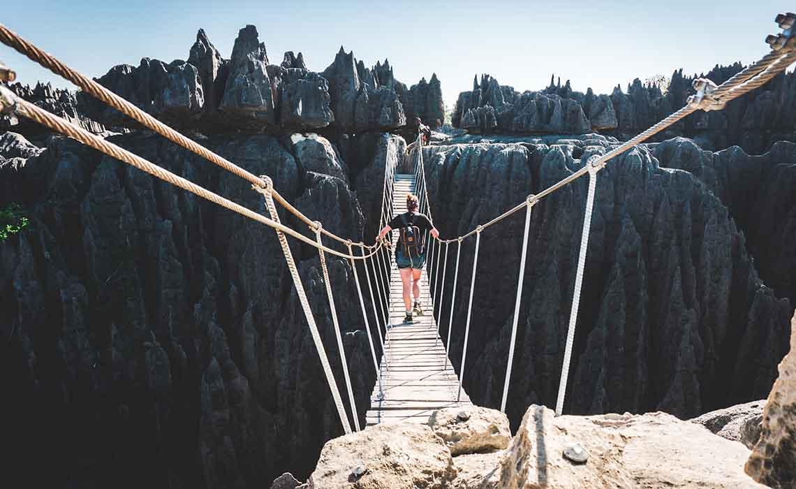 Stephanie Versteeg Expedfitie Aardbol op Madagaskar - Travelvibe