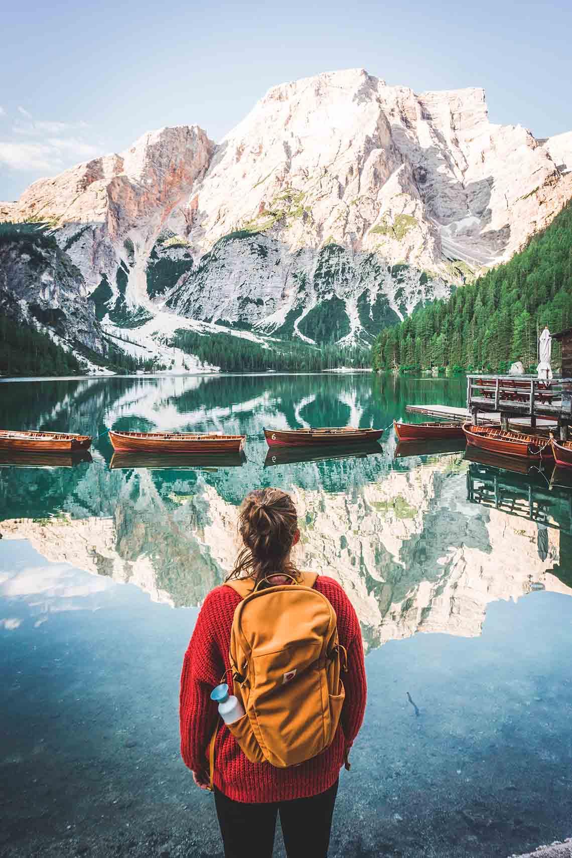 Stephanie Versteeg Expeditie Aardbol in Italie - Travelvibe