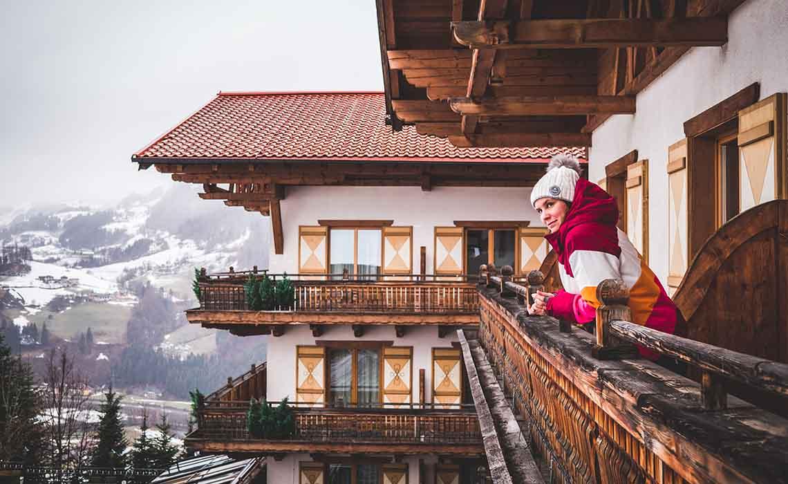 Stéphanie Versteeg van Expeditie Aardbol op Wintersport - Travelvibe