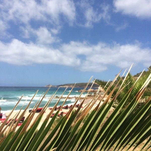 Strand bij Cargese | travelvibe