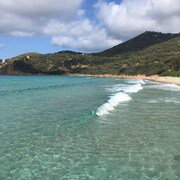 Stranden van Corsica Travelvibe