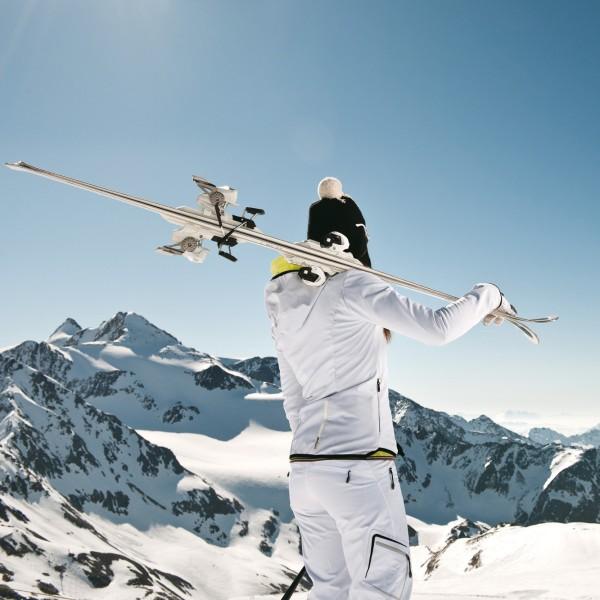 Sneeuwzeker op wintersport - Travelvibe