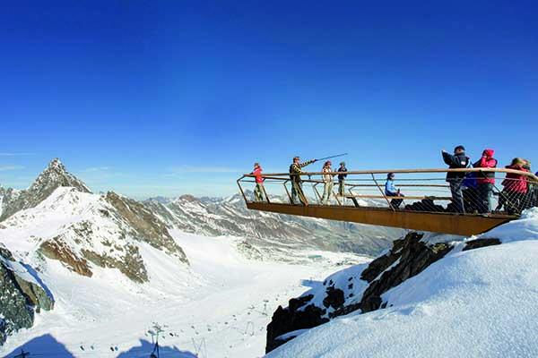 Stubai Gletscher - Travelvibe