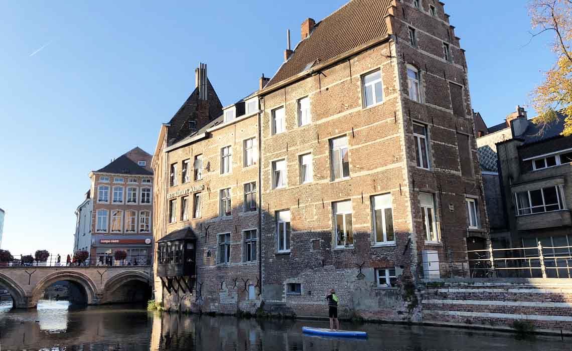 Suppen op de Binnendijle Mechelen - Travelvibe