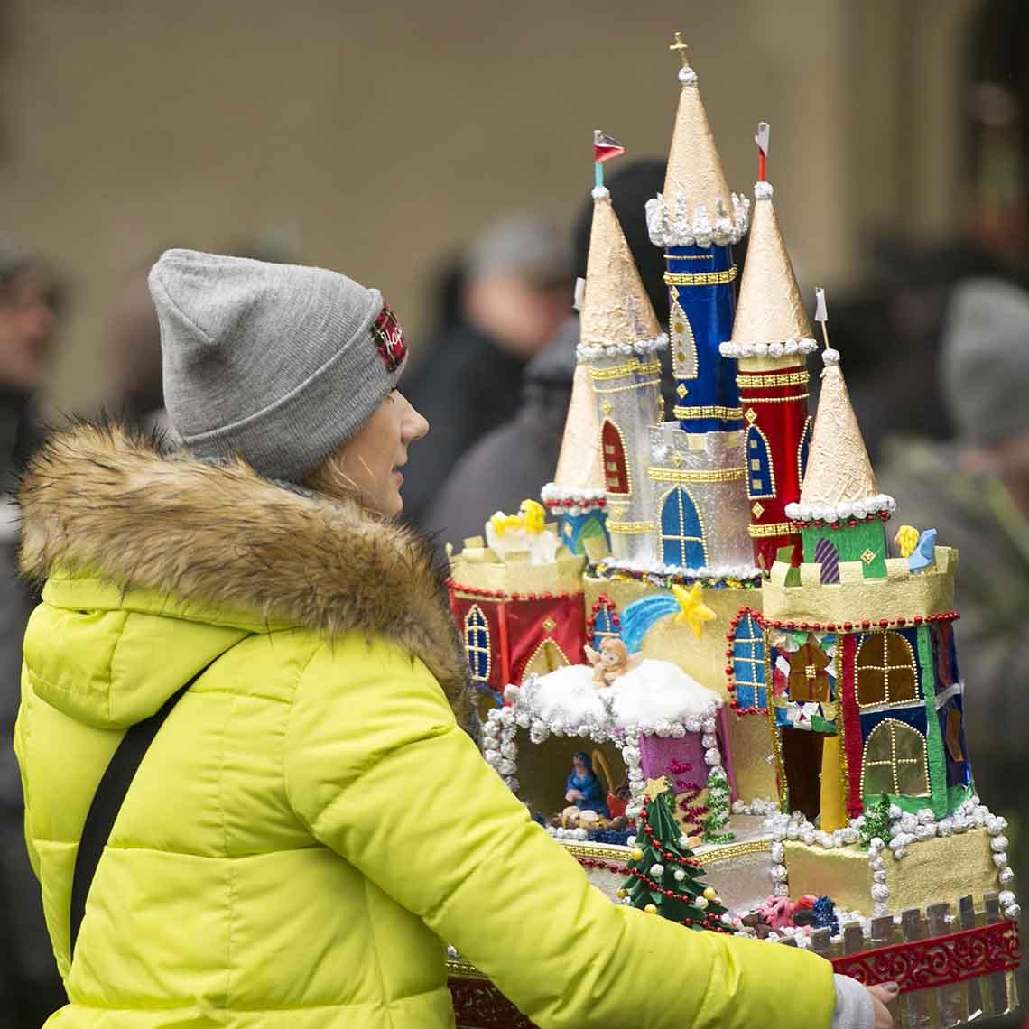 Kerst in Krakow Polen - Travelvibe