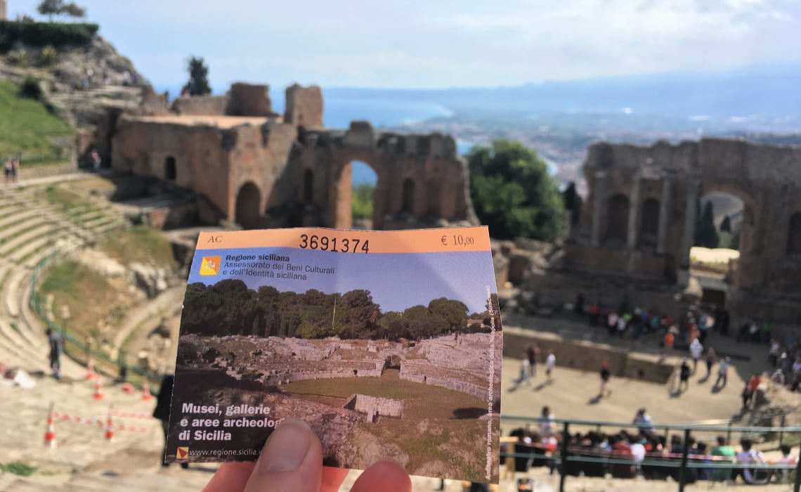 Taormina Theater | Travelvibe