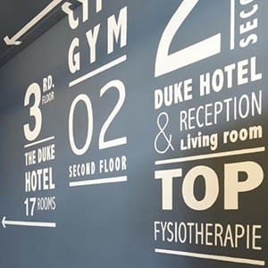 Industriële hotels -The Duke Hotel - Den Bosch - Travelvibe