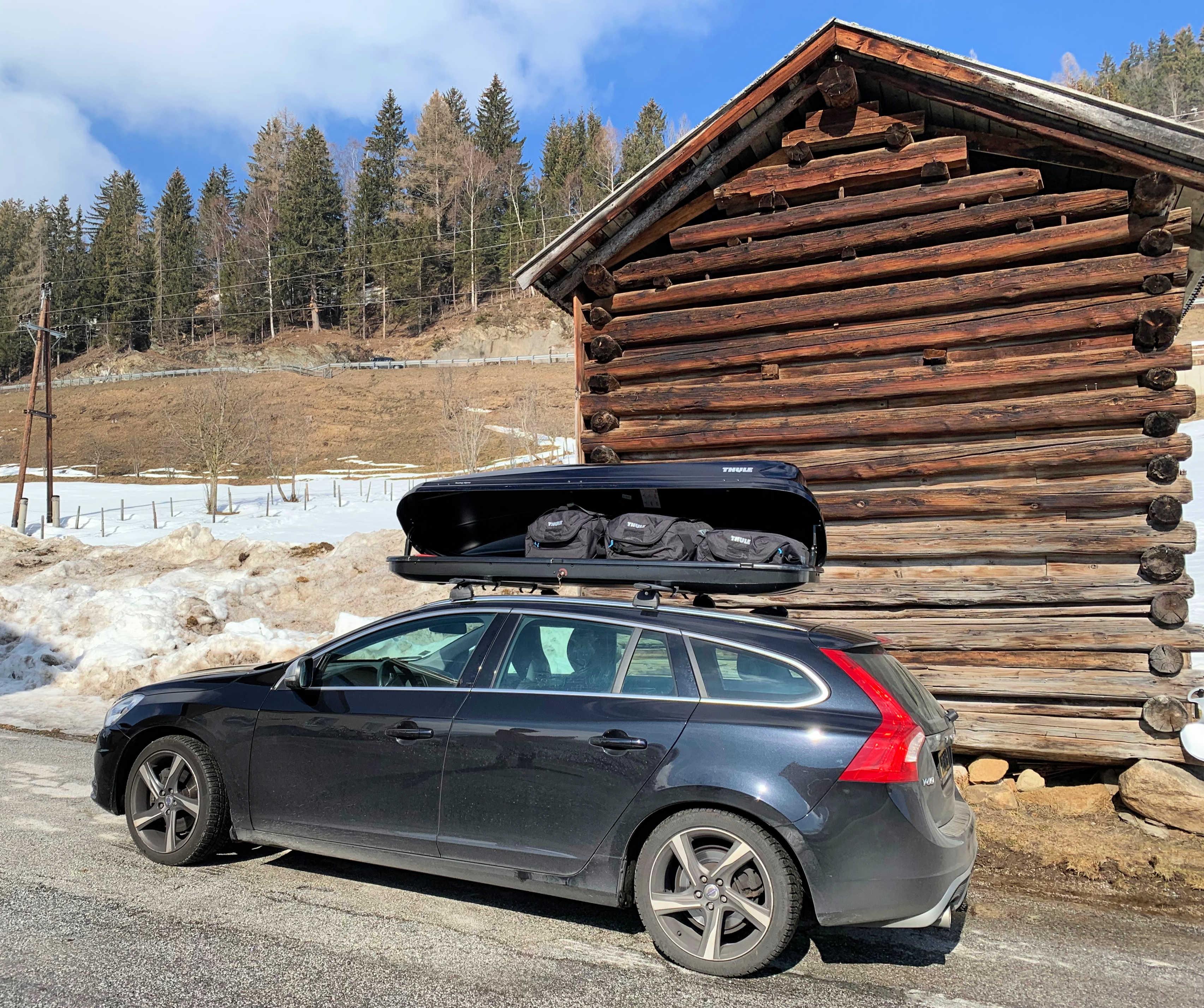 Thule tassen Volvo| Travelvibe