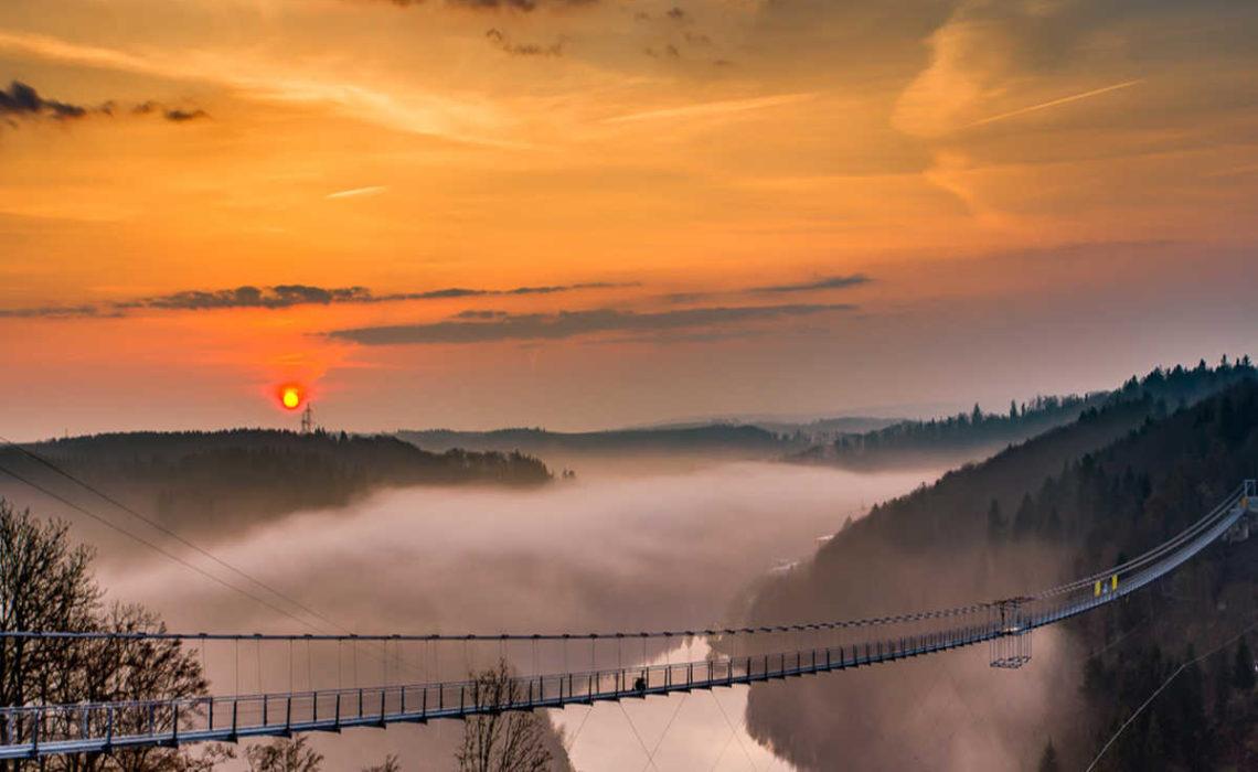 Hangbruggen Duitsland