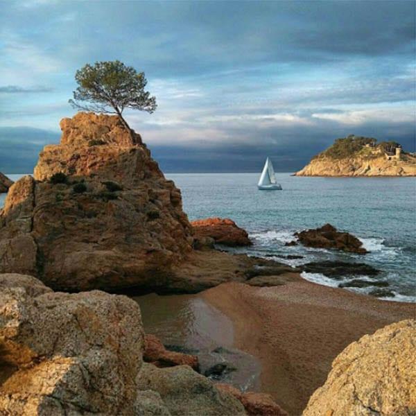 Tossa de Mar - Spain - Travelvibe