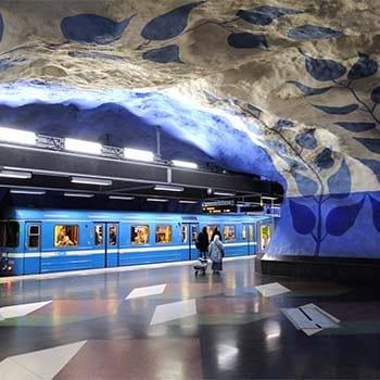 Blue monday travel hotspot Stockholm - Travelvibe
