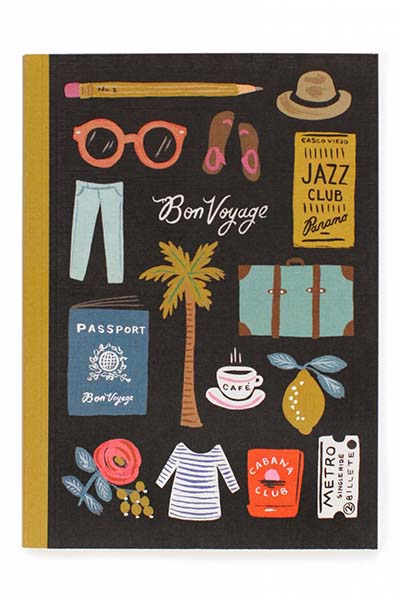 Traveljournal Notebook Rifle Paper Co