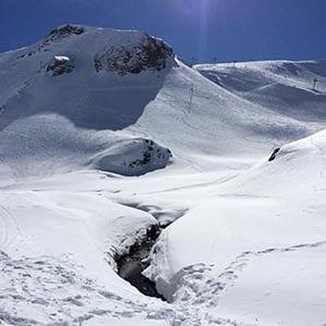 Travelplog lenteski Les 2 Alpes - Travelvibe