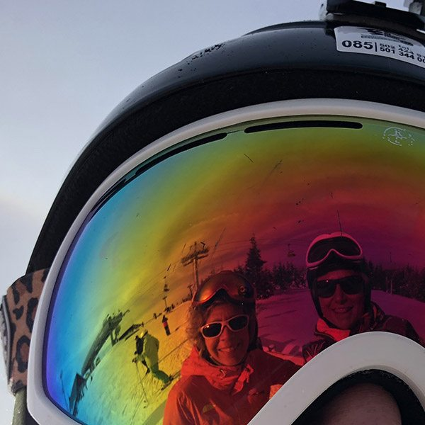 Travelvibe op wintersport