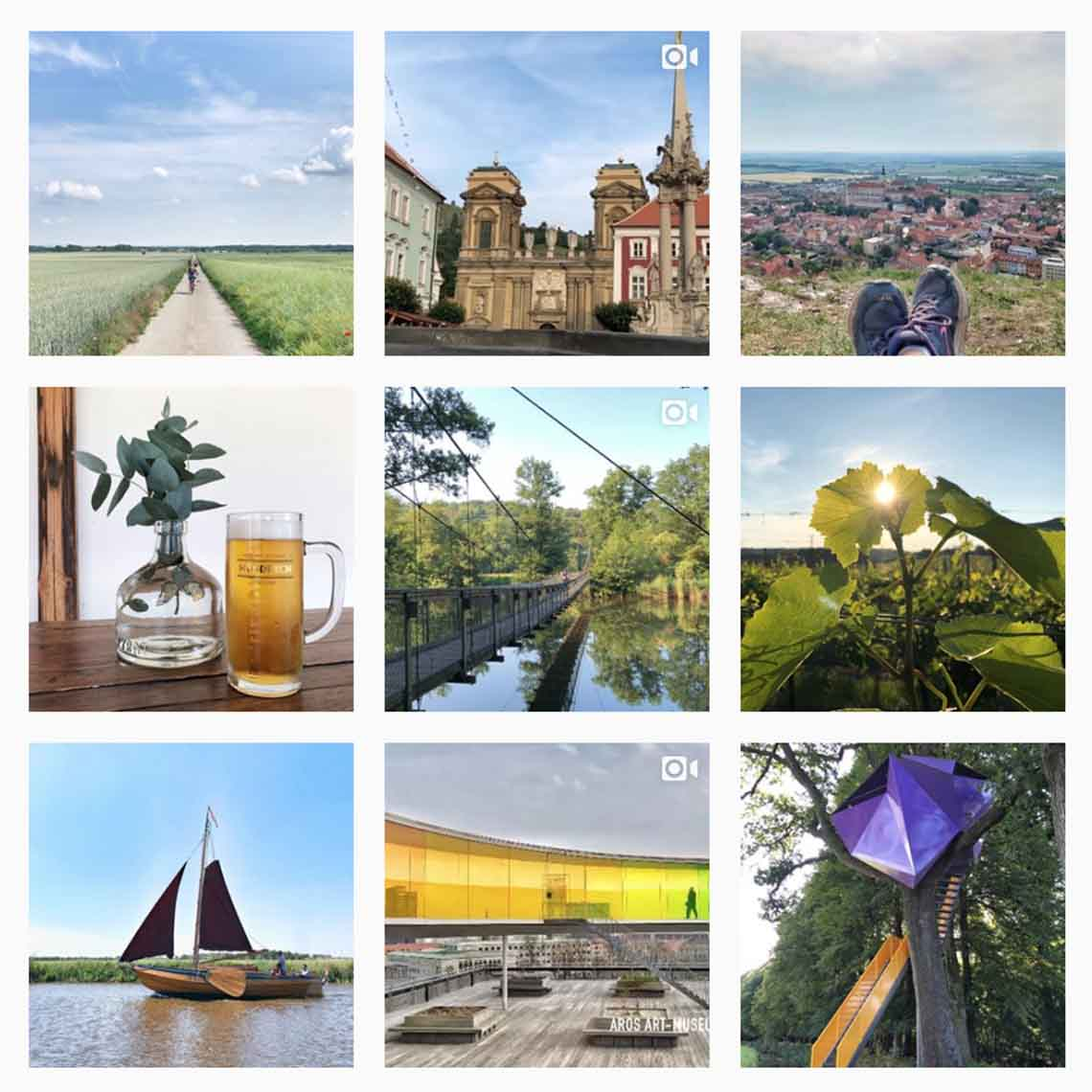 Travelvibe reisblog op Instagram