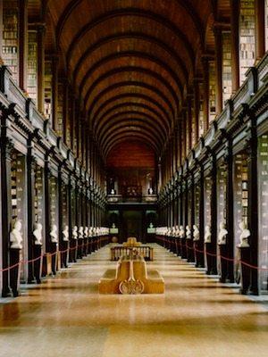 tips city trip dublin, trinity college | Travelvibe