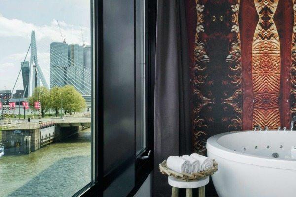 Hotel Rotterdam Centrum Met Jacuzzi
