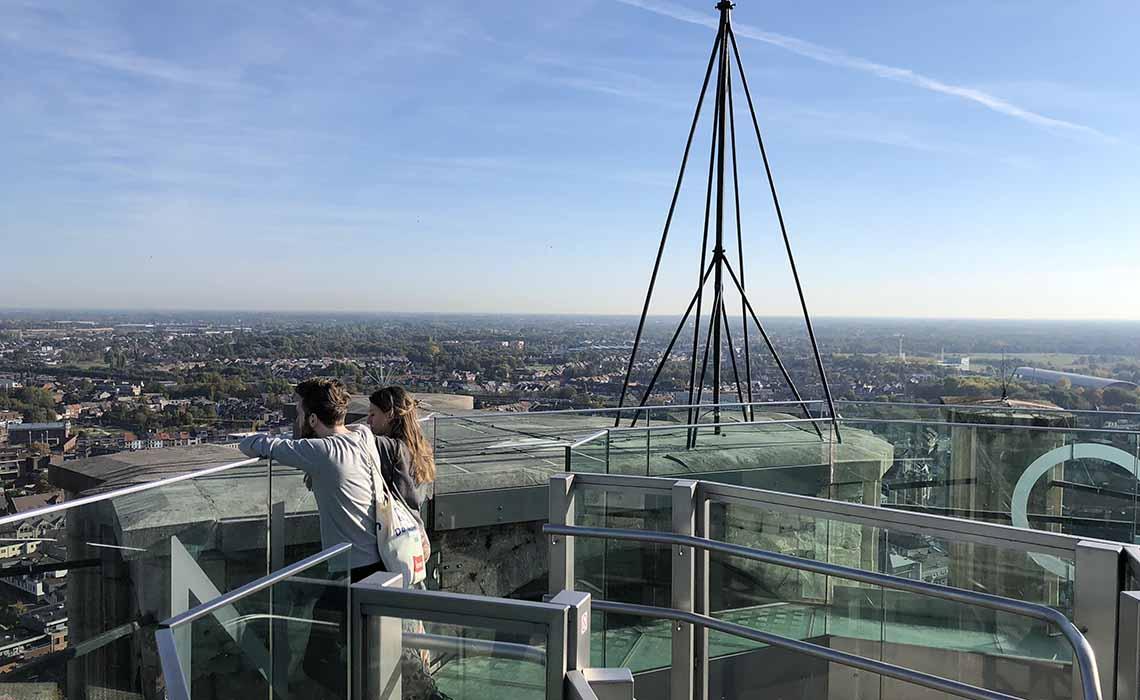 Uitzicht Sint-Romboutstoren beklimmen Mechelen - Travelvibe