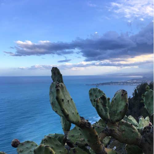 Uitzicht Taormina | Travelvibe