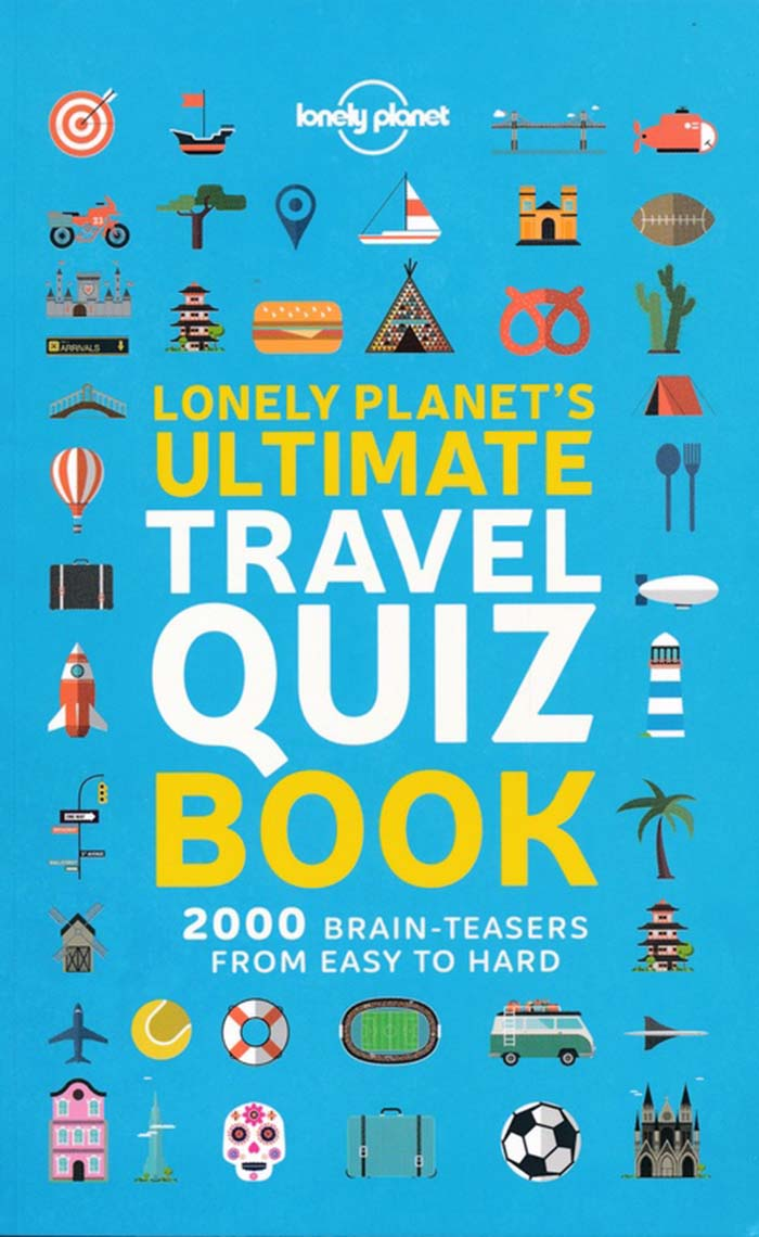 Ultimate Travel Quiz Lonely Planet - Travelvibe