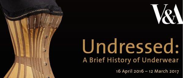 Undressed - Londen cultureel - Travelvibe
