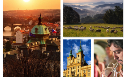 Vakantie in Tsjechie