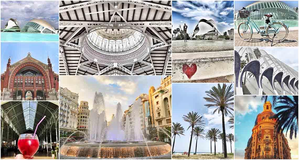 Valencia populairder dan Barcelona - Travelvibe