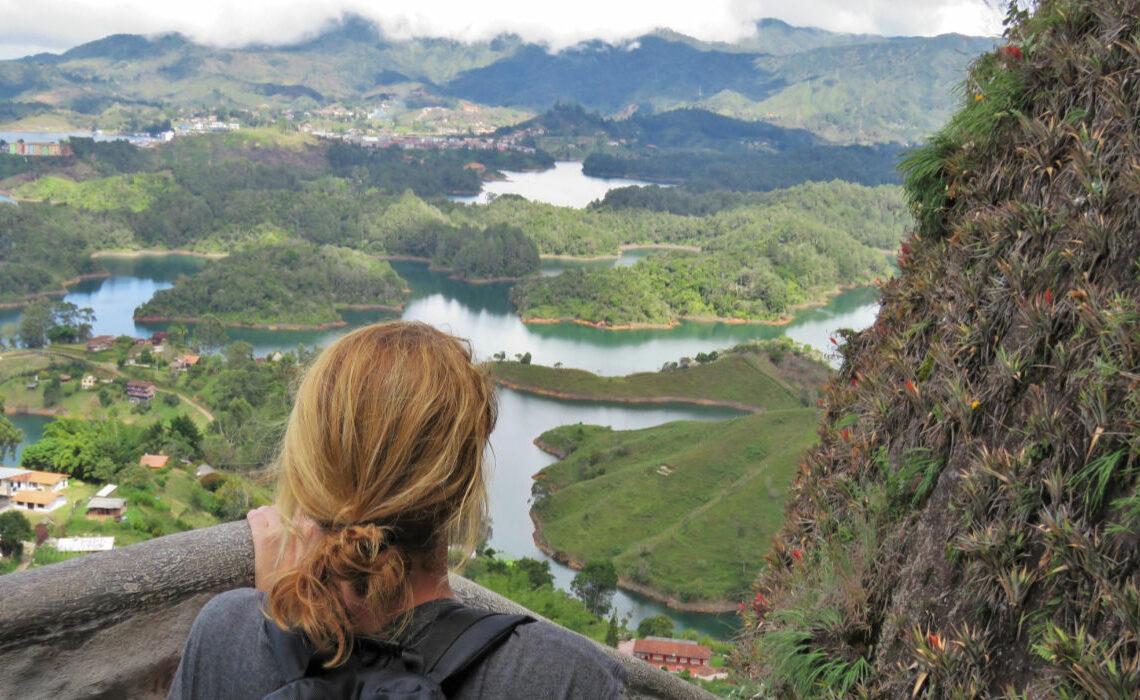 colombia reizen (El Penol)