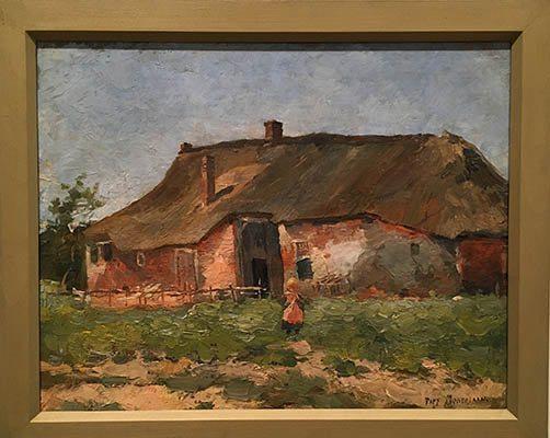 Realisme van Mondriaan in Villa Mondriaan in Winterswijk - Travelvibe