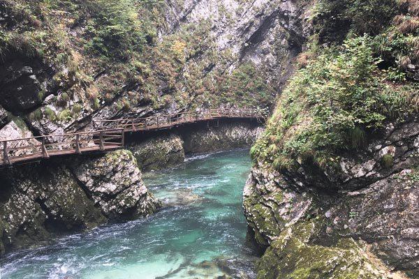 Vintgar Gorge Bled Slovenia - Travelvibe