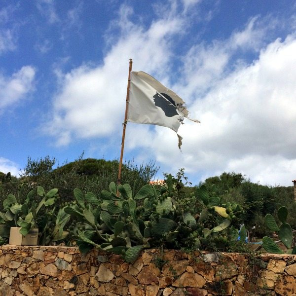 Vlag Corsica Travelvibe