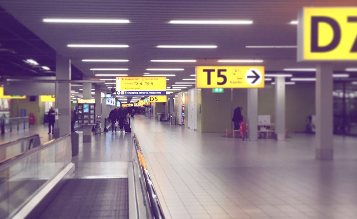 Vliegschaamte wat is het - Travelvibe