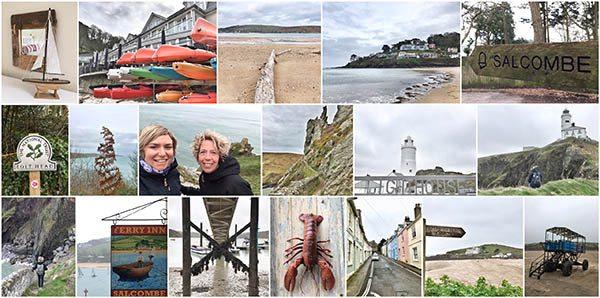 Wandelen in ZuidWest Engeland - Zuid Devon - Salcombe