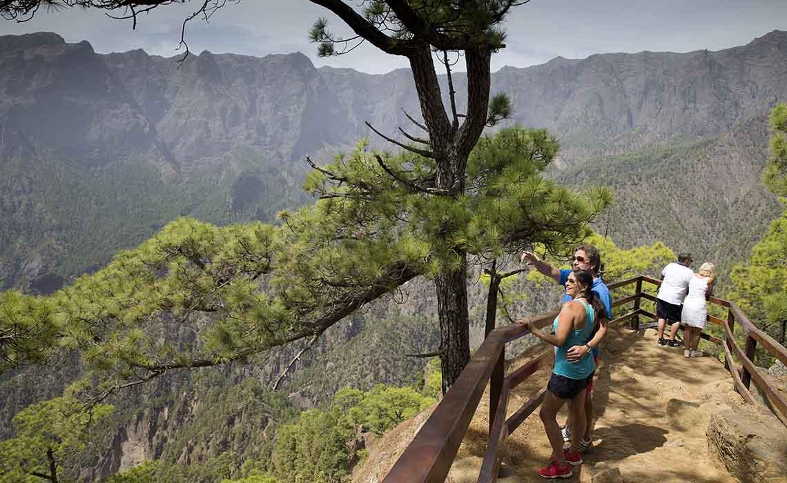 Wandelen op La Palma - Travelvibe
