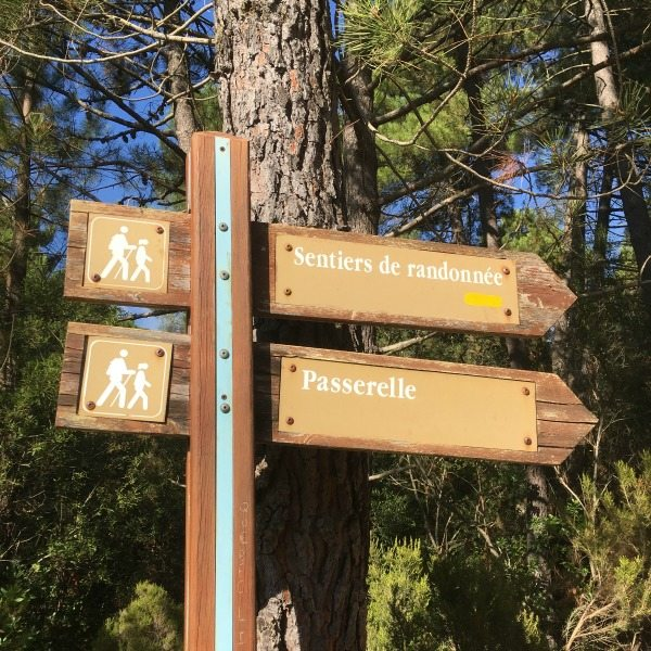 Wandelpad Corsica
