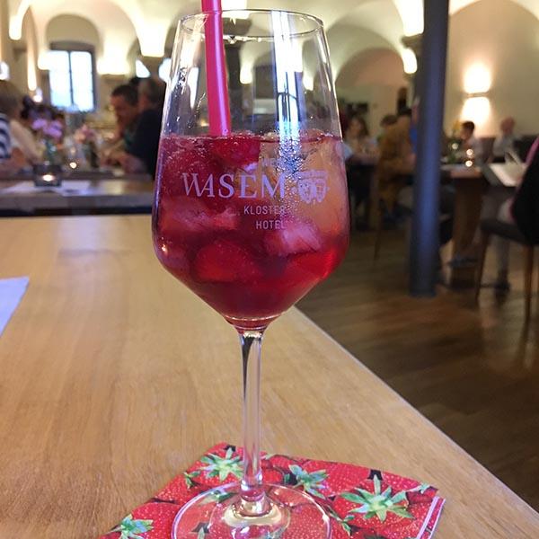Diner Wasem Kloster Ingelheim