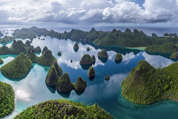 Wayag islands (Indonesie) - Travelvibe