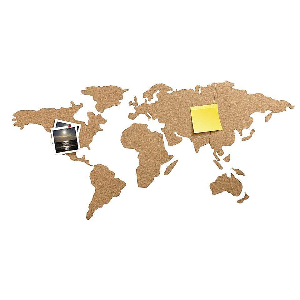Kurken Wereldkaart bij Xenos - Travelvibe