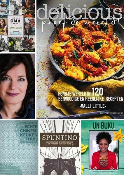 wereldse kookboeken vol wereldse gerechten - travelvibe
