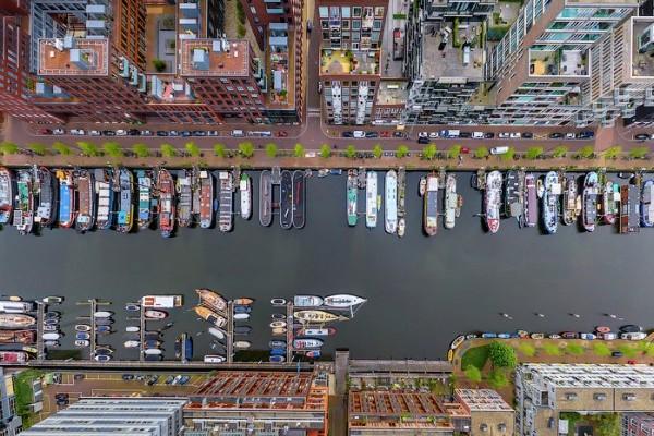 Westerdok Amsterdam - Travelvibe