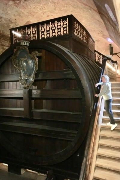 Wijnvat Heidelberg travelvibe