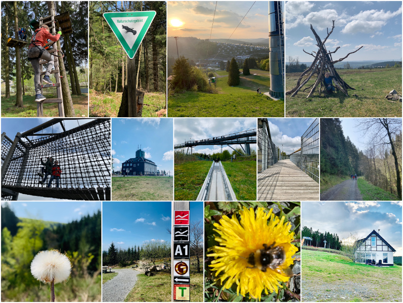 zomervakantie Winterberg Sauerland