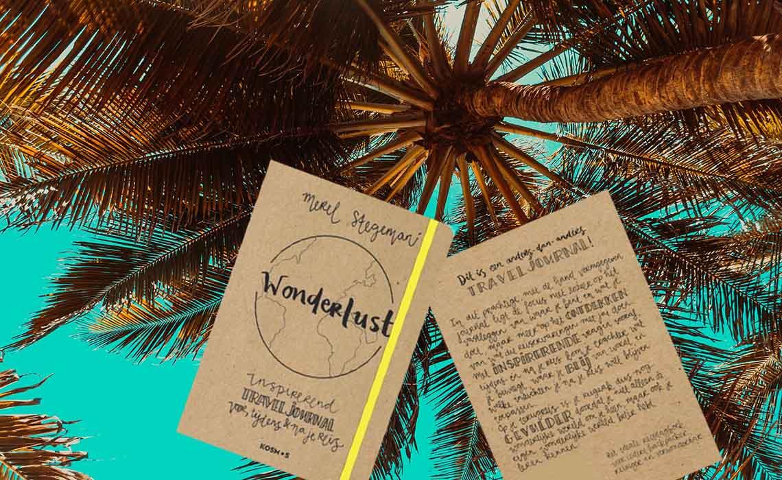 Wonderlust Traveljournal - Travelvibe
