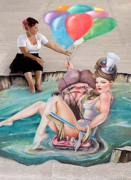 World Street Painting Festival Arnhem - Travelvibe