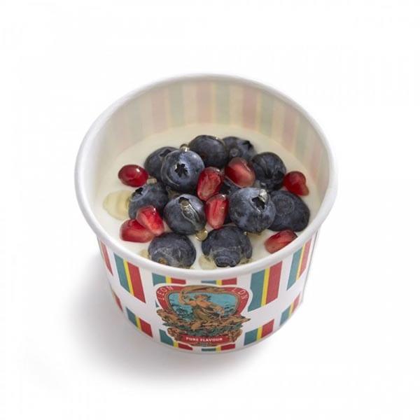 Yoghurt ontbijt van LEON