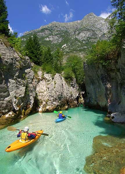 Zien en doen in Slovenië - persreis Travelvibe
